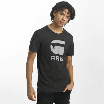 G-Star T-Shirt Drillon Cool Rib black