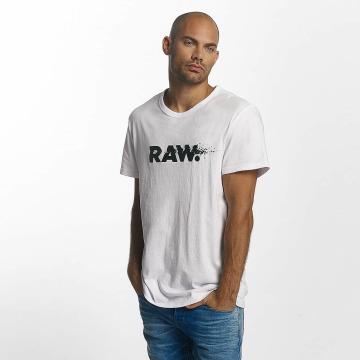 G-Star T-Shirt Broaf Compact blanc