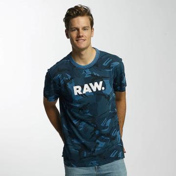 G-Star t-shirt Dc Classic Bound blauw