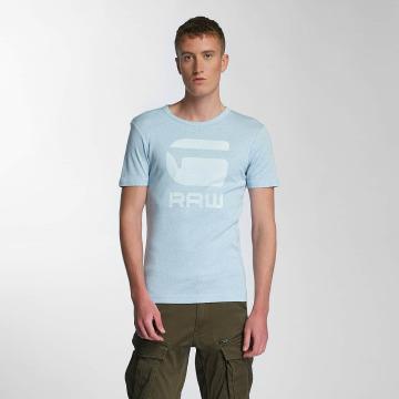G-Star t-shirt Drillon Cool Rib blauw