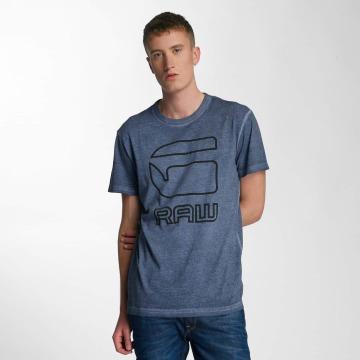 G-Star t-shirt Nact Youn blauw