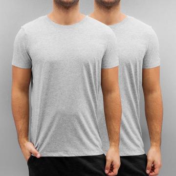 G-Star T-Shirt Base 2er Pack gris