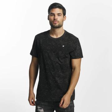 G-Star T-Shirt Classic Hoc Compact Jersey noir