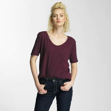 G-Star T-Shirt Adisyon Straight Deep Cereme red