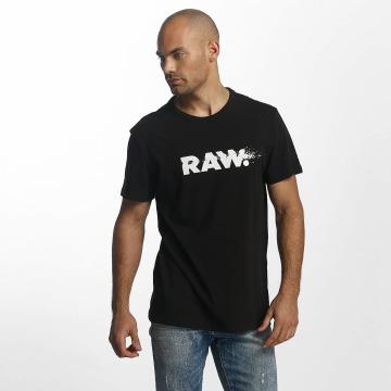 G-Star T-Shirt Broaf Compact schwarz