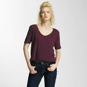 G-Star T-skjorter Adisyon Straight Deep Cereme red