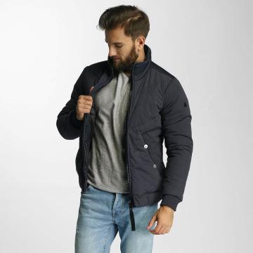 G-Star Winter Jacket Strett Chevron blue