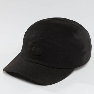 Globe 5 Panel Caps Staple черный