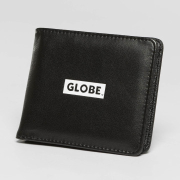 Globe Geldbeutel Corroded II schwarz