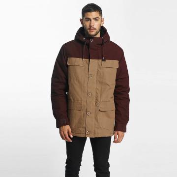 Globe Manteau hiver Goodstock Blocked brun