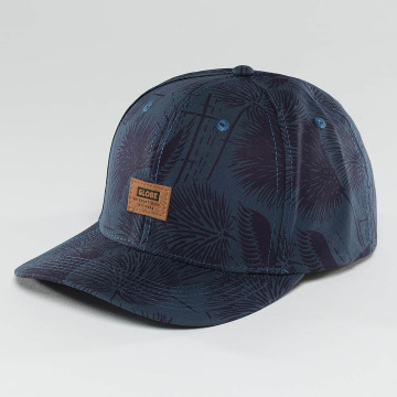 Globe Snapback Cap Stanley 6 Panel blau