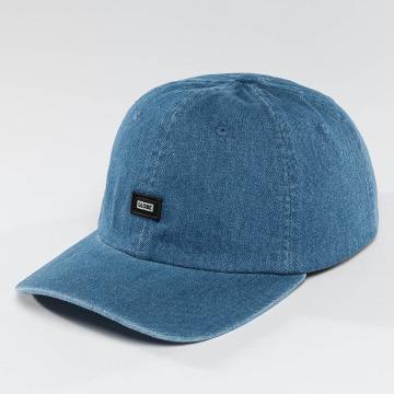 Globe Snapback Cap Porter blu