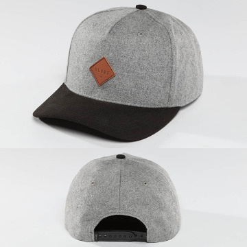 Globe Snapback Cap Gladstone II grigio