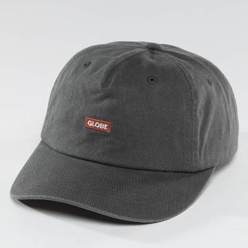 Globe Snapback Cap Dreamer Low Rise nero