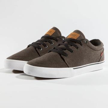 Globe Sneakers GS brazowy