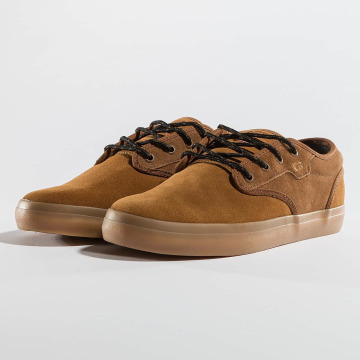 Globe Sneakers Motley brun