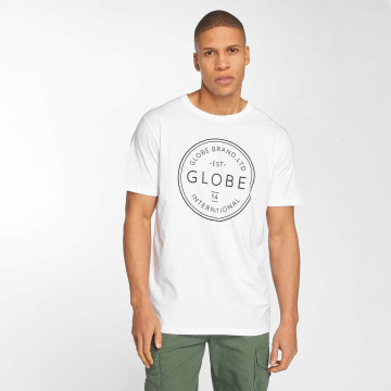 Globe T-Shirt Winson weiß