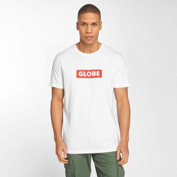 Globe T-Shirt Box weiß