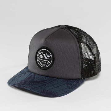 Globe Trucker Cap Expedition blu