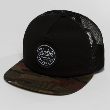 Globe trucker cap Expedition camouflage