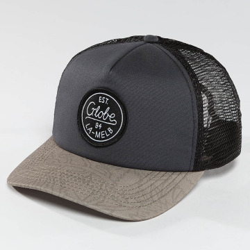 Globe Trucker Cap Expedition II grigio