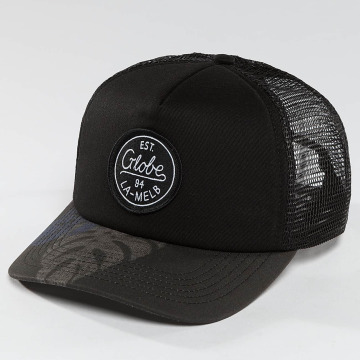 Globe Trucker Cap Expedition II nero