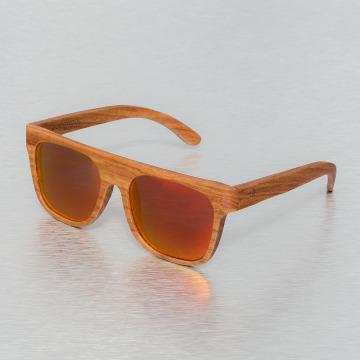 Good Wood NYC Aurinkolasit NYC Ingram ruskea