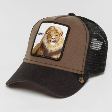 Goorin Bros. Gorra Trucker King marrón