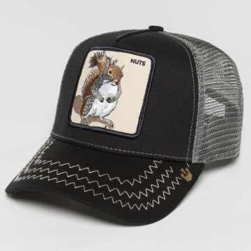 Goorin Bros. Trucker Cap Squirrel Master blau