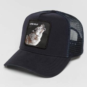 Goorin Bros. trucker cap Wolf blauw