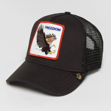 Goorin Bros. Trucker Caps Freedom čern