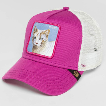 Goorin Bros. Trucker Caps Bite Back pink