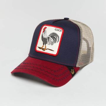 Goorin Bros. Truckerkeps All American Rooster blå