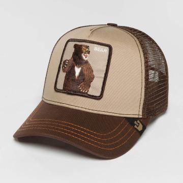 Goorin Bros. Truckerkeps Lonestar brun