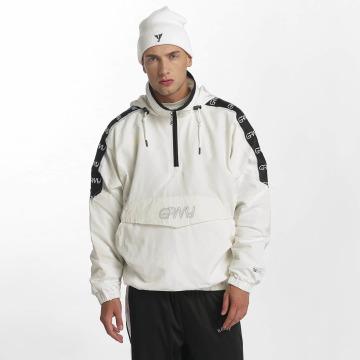 Grimey Wear Демисезонная куртка Mangusta V8 Pull Over белый