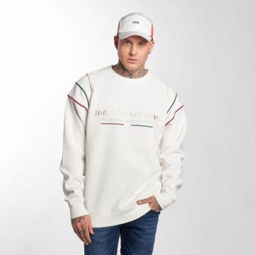 Grimey Wear Пуловер Counterblow белый