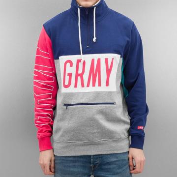 Grimey Wear Пуловер Rock Creek Park синий