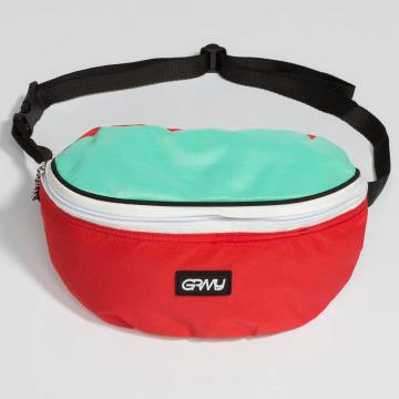 Grimey Wear Bolso Mangusta V8 rojo