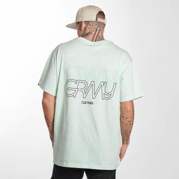 Grimey Wear Camiseta Mangusta V8 verde