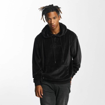 Grimey Wear Hoodie Natural Velour black