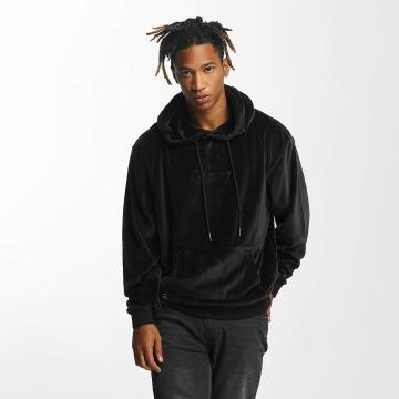 Grimey Wear Hoody Natural Velour schwarz