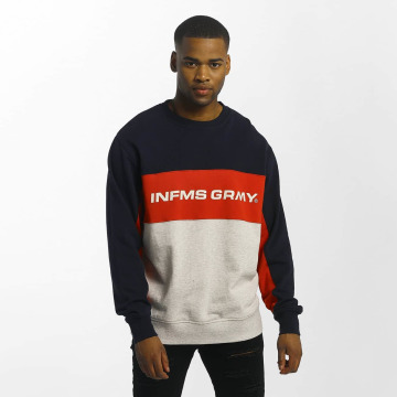 Grimey Wear Jersey Outerblow Infamous azul