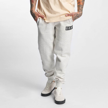 Grimey Wear joggingbroek Overcome Gravity grijs