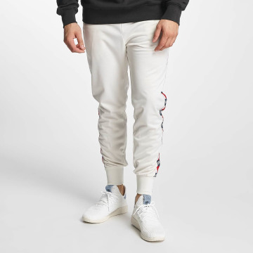 Grimey Wear joggingbroek The Lucy Pearl wit
