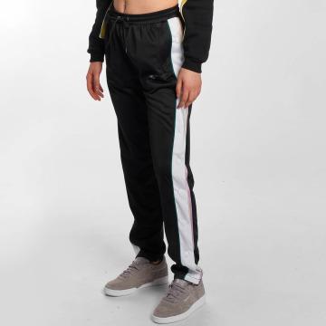 Grimey Wear joggingbroek Jade Lotus zwart