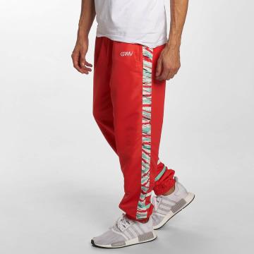 Grimey Wear Joggingbyxor Mangusta V8 röd