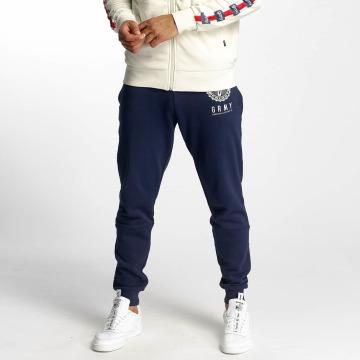 Grimey Wear Jogginghose Core blau