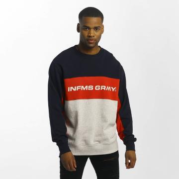 Grimey Wear Jumper Outerblow Infamous blue