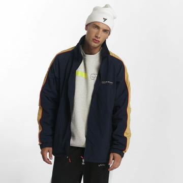 Grimey Wear Lightweight Jacket Counterblow blue