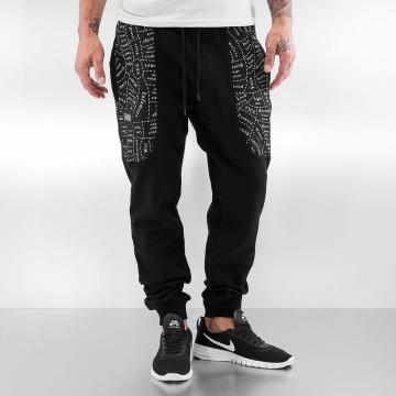 Grimey Wear Pantalón deportivo Grimeology negro